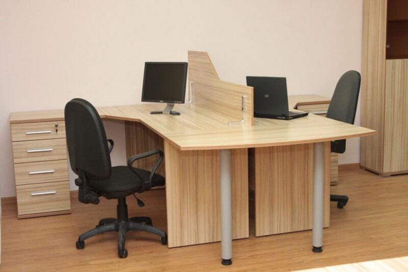 весьма сложно стол офисный для двоих фото вас остались